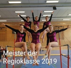 Regioklasse 2019